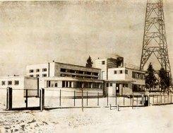 Нова будівля студії Польського радіо у Львові. 1930-ті