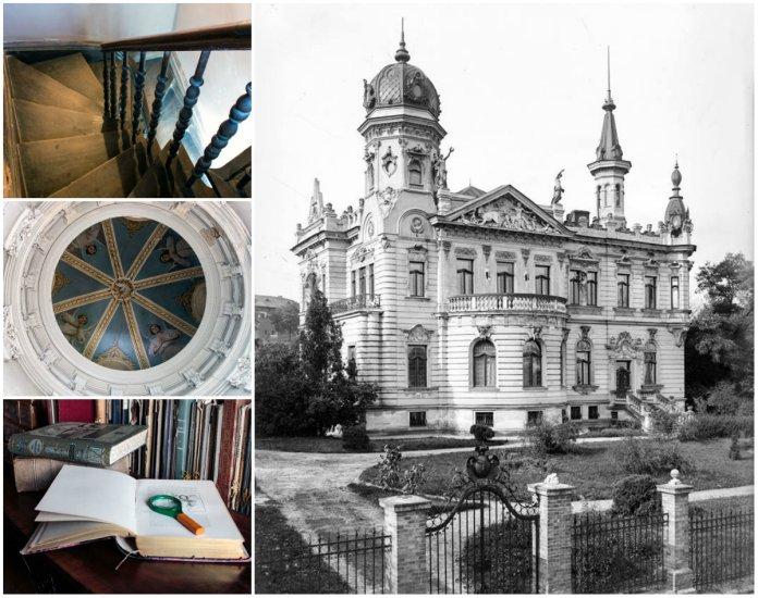 Історія музейної бібліотеки Національного музею у Львові