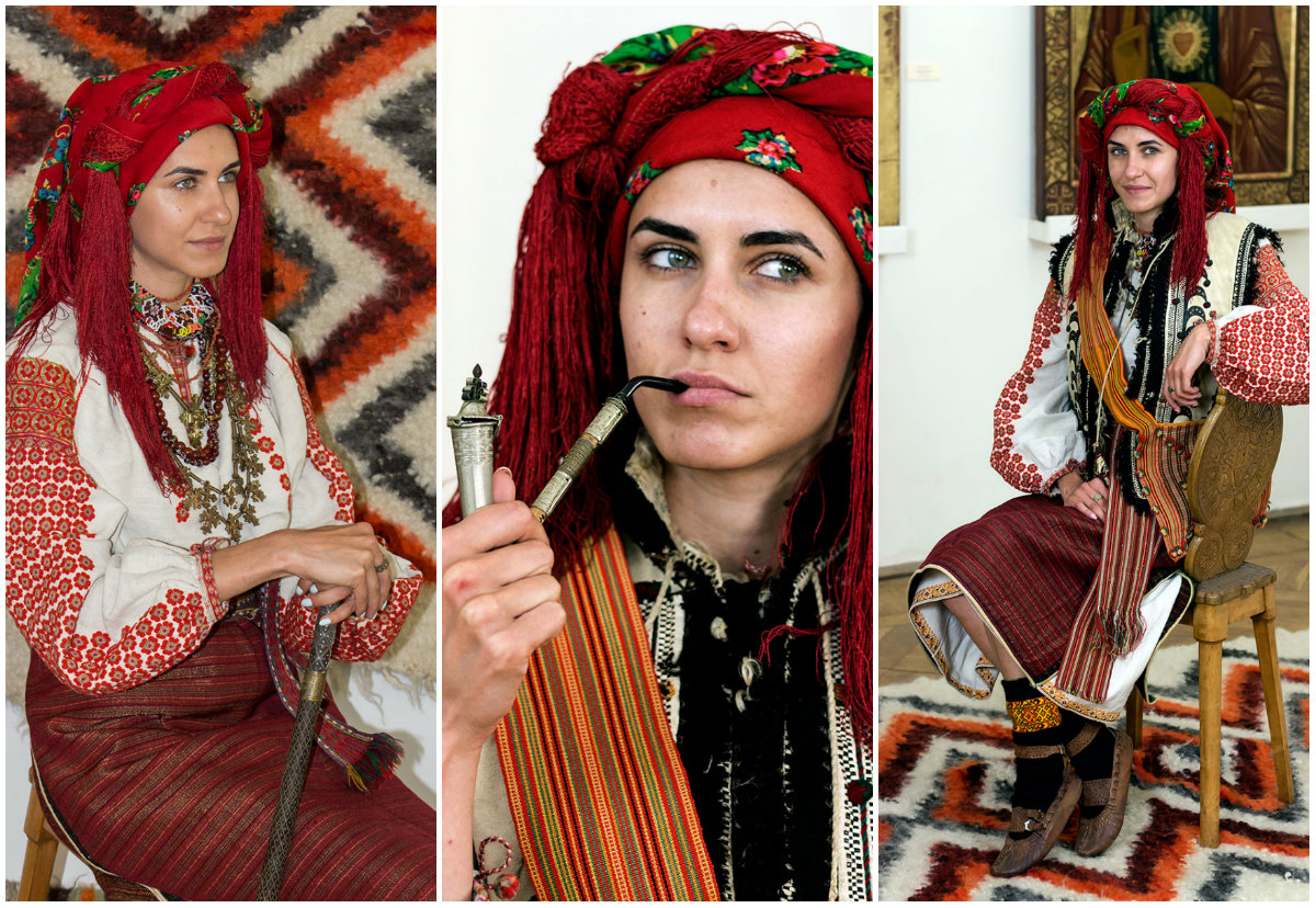 На Прикарпатті покажуть давній одяг з чотирьох сіл Гуцульщини
