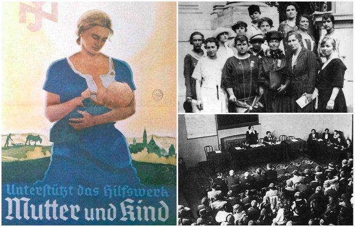 Галицькі феміністки 1930-х: нацистське