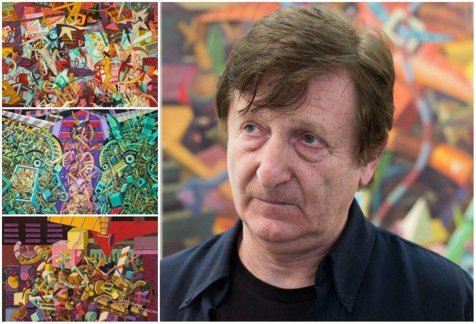 У Львові відбулось відкриття виставки живопису Валерія Мартинчика