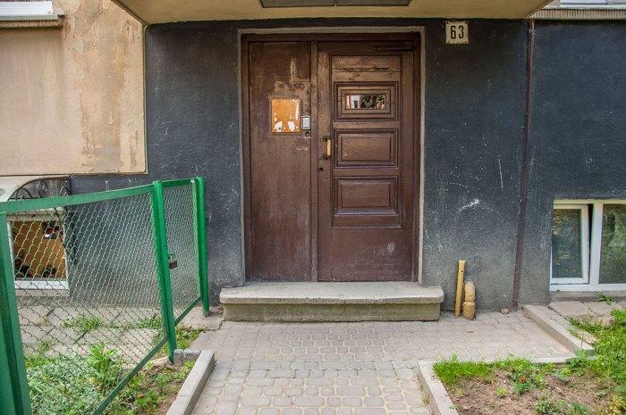 Будинок № 63 на вул. Котляревського, фото М. Ляхович