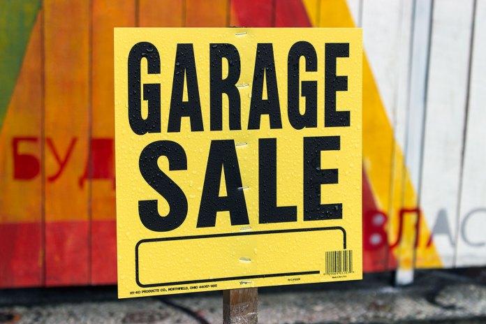 Гаражний розпродаж в американському стилі від Спільноти «Емаус – Оселя»