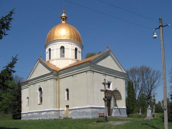 Церква Непорочного Зачаття Пресвятої Богородиці у с. Бродки