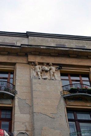 Будинок у Львові на вулиці Коциловського, 15 (Фото Тетяна Жернова 2016р)