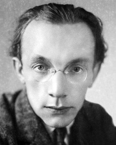 Едвард Козак у пенсне без оправи, поч. 1920-х рр. ( зі сайту http://www.eudusa.org)