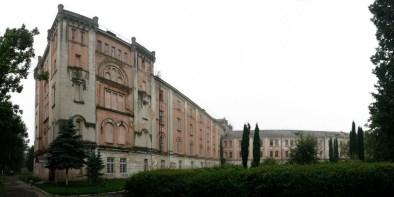 Сучасний вигляд палацу в Закладі.