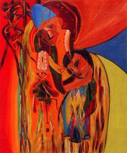 Генріх Штренг (Марк Влодарський), Прощання з солдатом, 1931р.