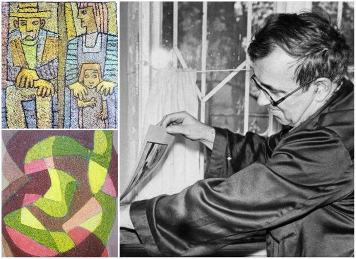 З нагоди 110-ліття від дня народження Леопольда Левицького відкриють виставку його монотипій
