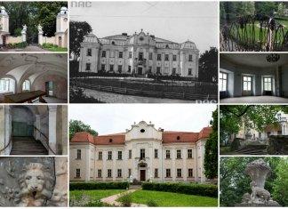 Палац в Оброшине, або літня резиденція львівських архієпископів (відео)