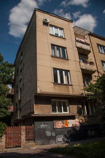 Будинок на вулиці Тютюнників, 45, фото М. Ляхович