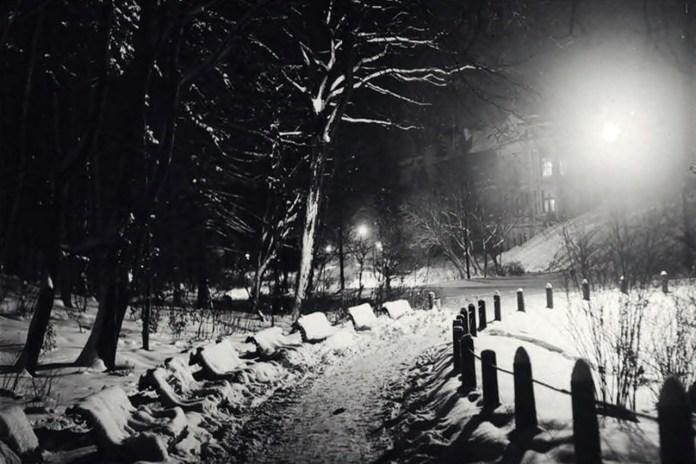 Львів, парк Кілінського (тепер Стрийський парк), в якому було знайдено частину останків трупа. Світлив Л. Оберхард,міжвоєнна доба