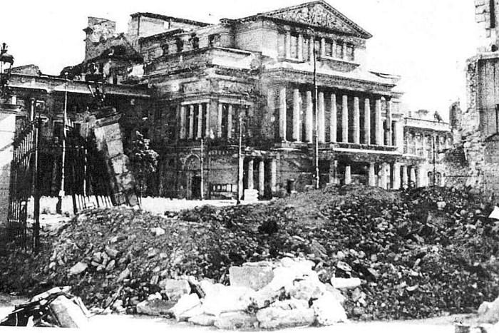 Варшавський урядовий театр після Другої світової війни