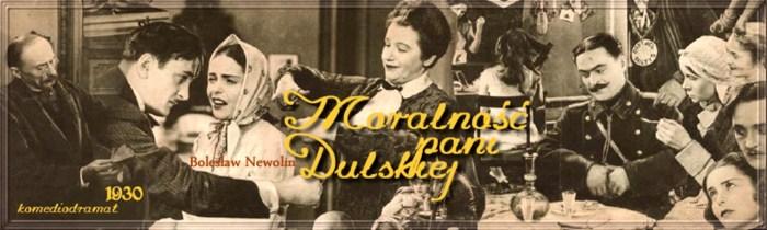 Прем'єра фільму «Моральність пані Дульської», 29 березня 1930 року
