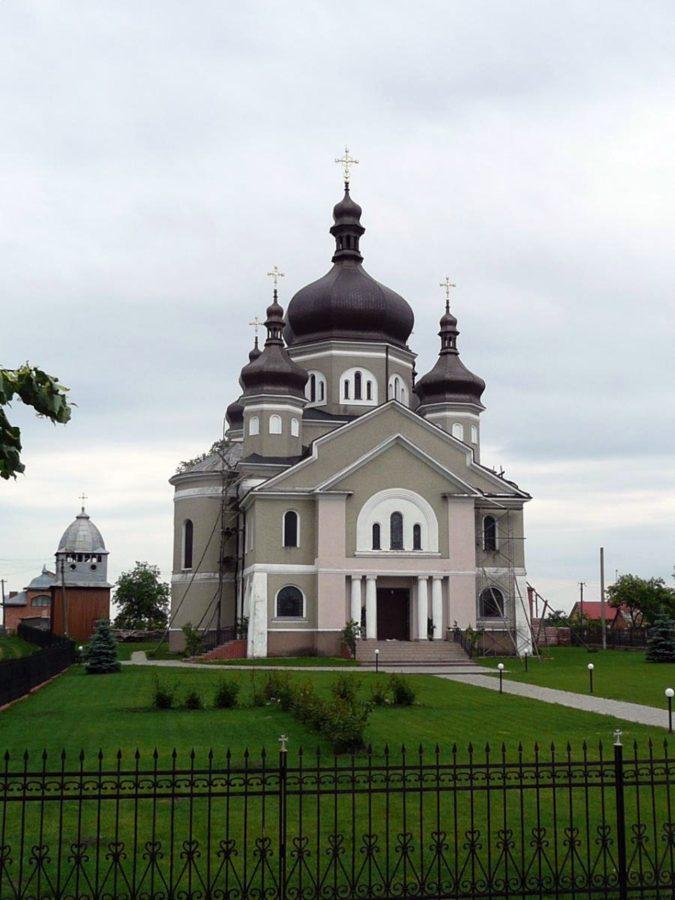 Церква у Запитові