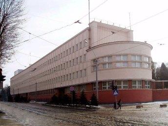 Колишнє управління Міських електричних закладів Львова