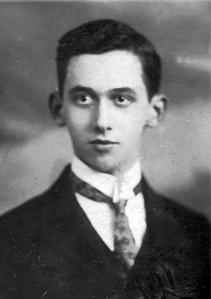Юліан Дорош, 1927 р. (Галицька брама. – 2009. – № 6)