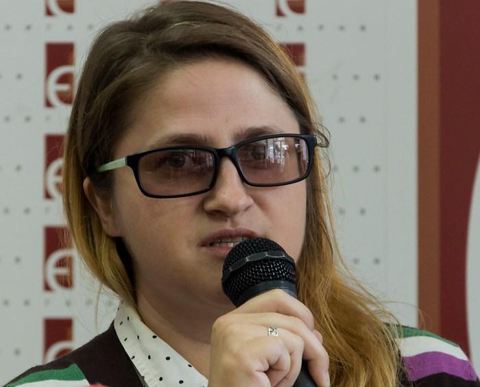 Олександра Провозін. Фото: Ксенія Янко