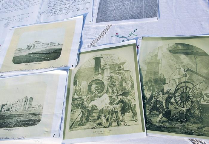 Виставка фото і документів Богдана Купчинського. Фото: Ксенія Янко