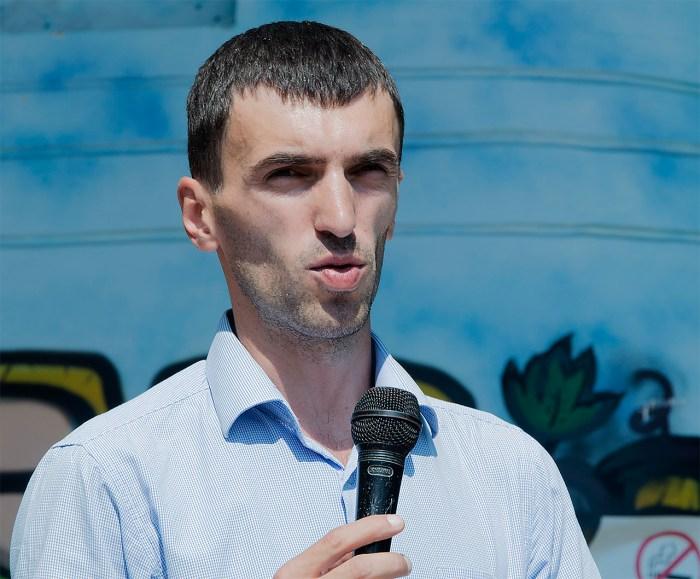 Володимир Ващишин. Фото: Ксенія Янко