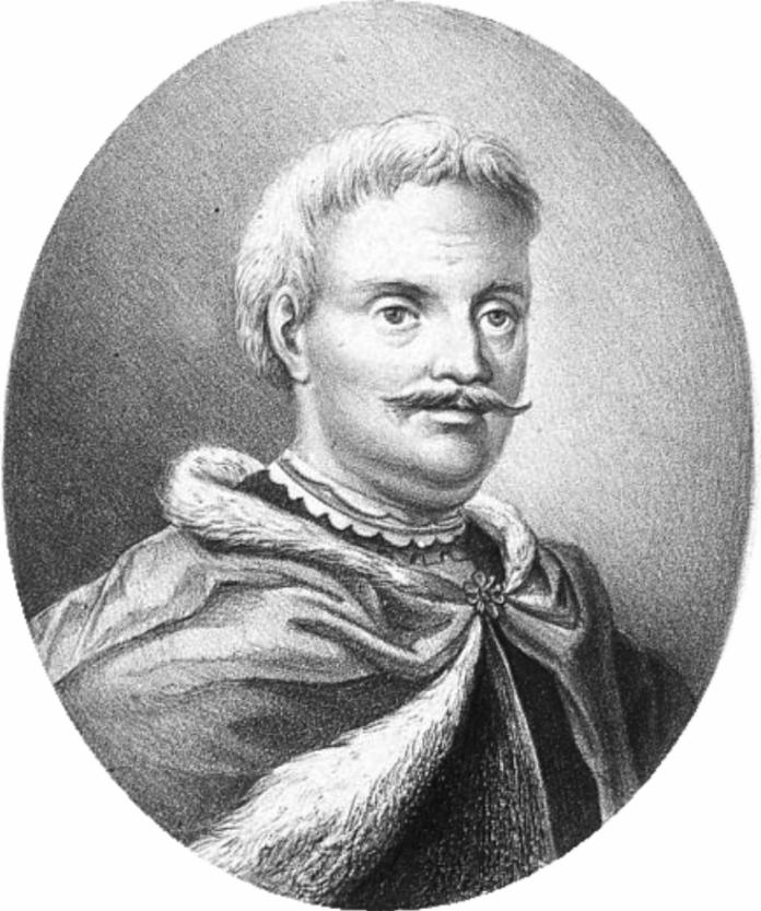 Шляхтич Станіслав Стадніцький. Фото з https://uk.wikipedia.org