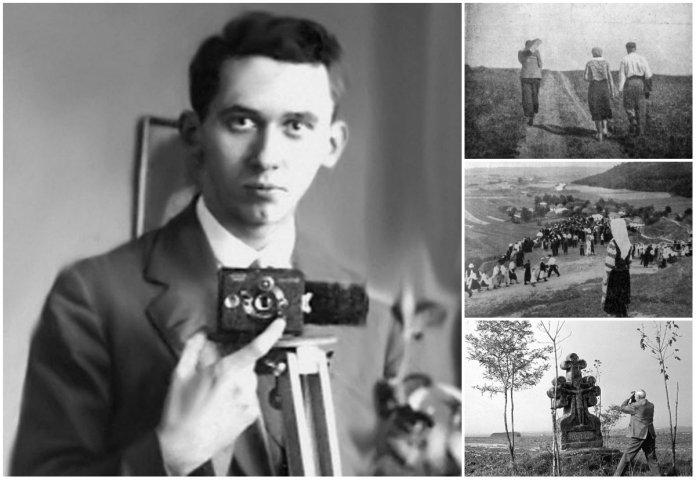 Українська фотографія Львова у персоналіях. Портрет вісімнадцятий: Юліан Дорош