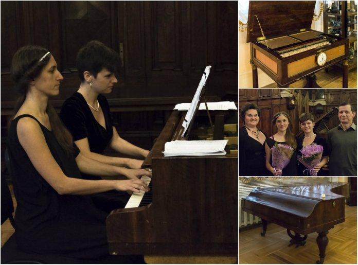 «Музична історія Фортепіано» розказана словом і акордом