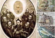 Про власність ордену Єзуїтів у надзубрянських селах та судові тяжби