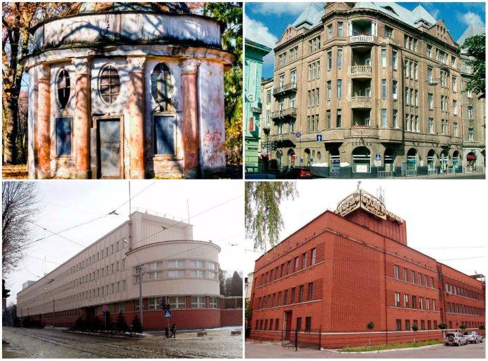 12 найцікавіших архітектурних проектів Тадеуша Врубеля