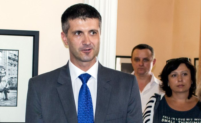 Керівник генерального консульства Чехії у Львові Павел Пешек