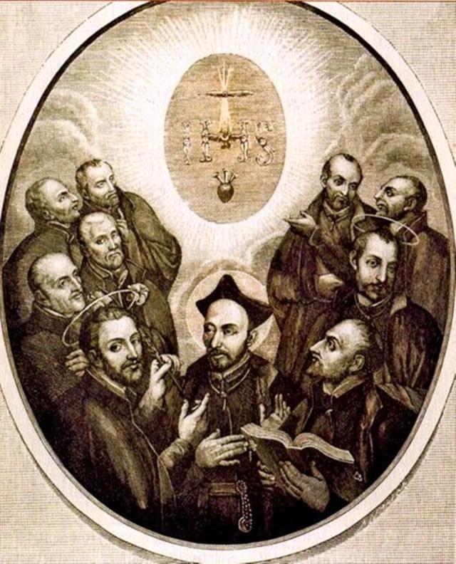 Святі єзуїти