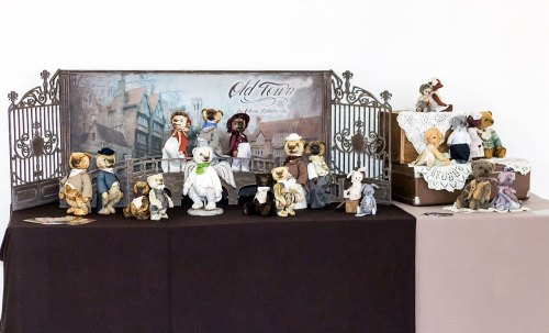 Ляльки фестивалю «Lady&Teddy»