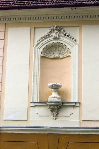 Елемент декору палацу Бруницьких, 2016 р.