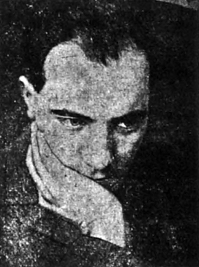Антін Рудницький, кін 1930-х рр. (Свобода. – 1938. – 12 лют.)