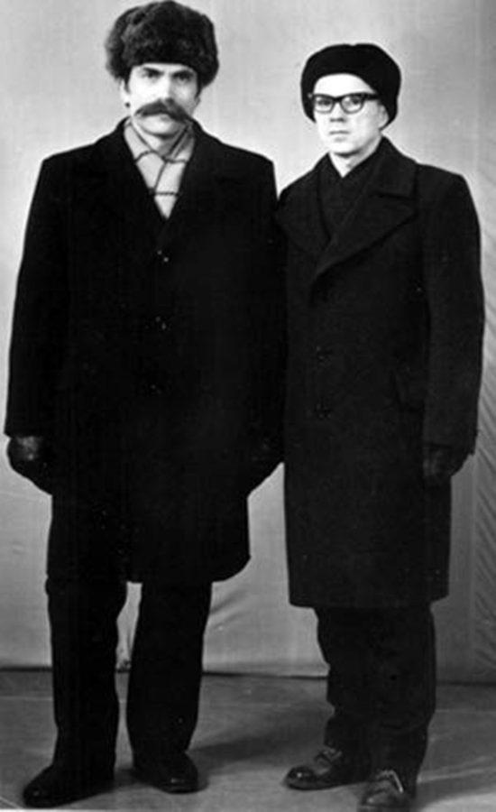 Засновники УРСС Л. Лук'яненко та І. Кандиба (http://museum.khpg.org/files/photos/1161355014.jpg)