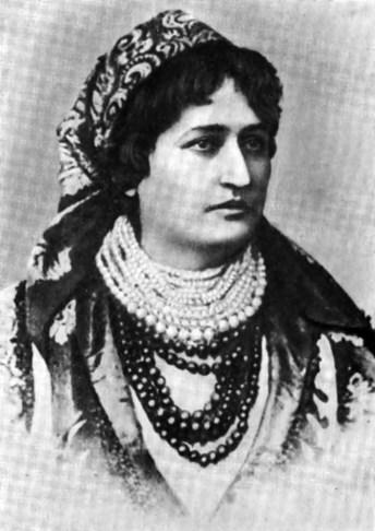 Наталя Кобринська, 1900-ті рр. (газета «День»; зі сайту https://uk.wikipedia.org)