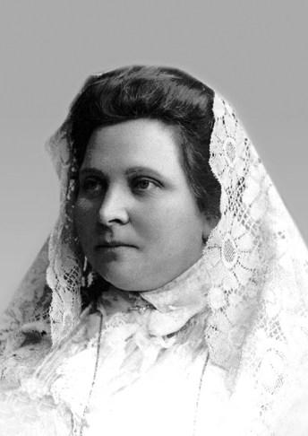 Марія Грушевська (зі сайту https://uk.wikipedia.org)