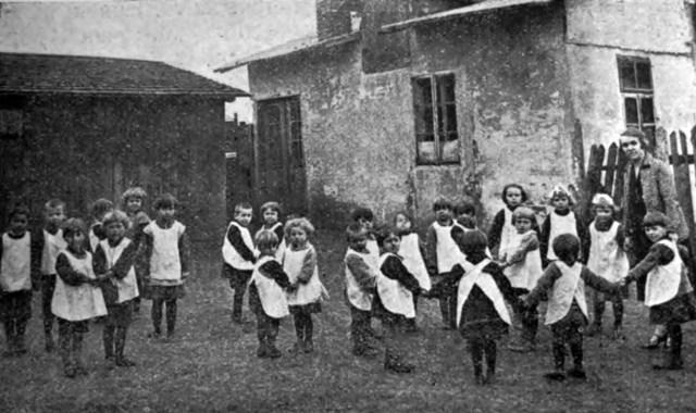 Захоронка на Левандівці, 1926 р. (Нова Хата. – 1926. – Ч. 3)