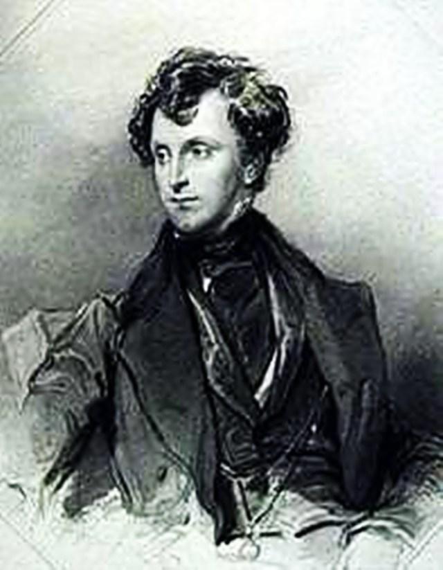 Джемс Емерсoн Теннет (1804–1869)