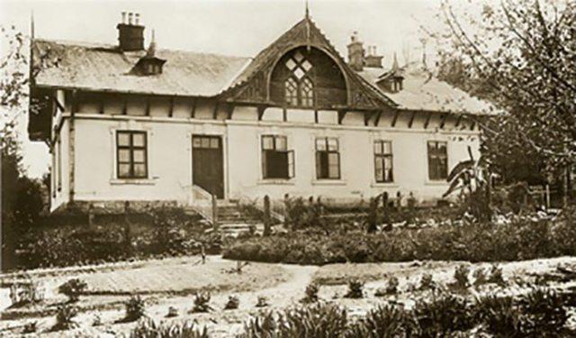 Професорський будинок, 1895 р
