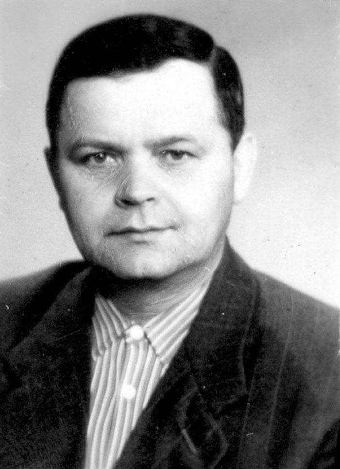 Отець Павло Дмуховський