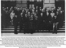 Професори «Львівської політехніки». 1925 рік