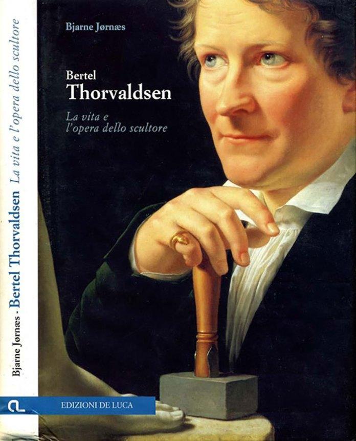 Книга про Дансього скульптора-масона Бертеля Торвальдсена.