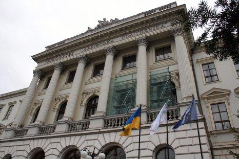 Головний корпус «Львівської політехніки» в наші дні. Фото: Анастасія Нерознак