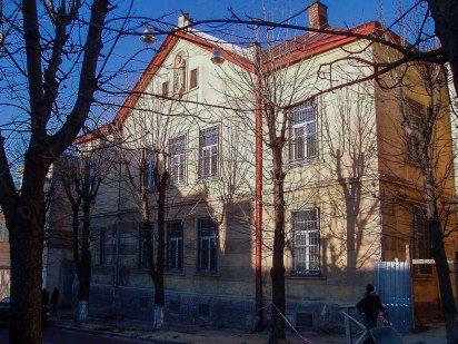 Корпус шпиталю святого Вінсента де Поля у Львові
