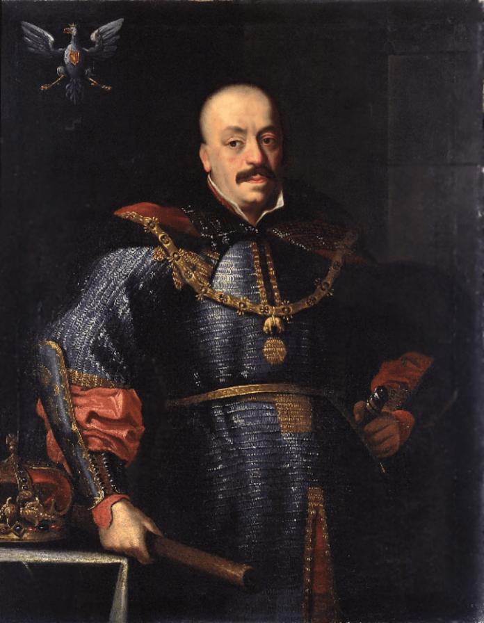 Король Речі Посполитої Ян Казимир. Фото з https://uk.wikipedia.org