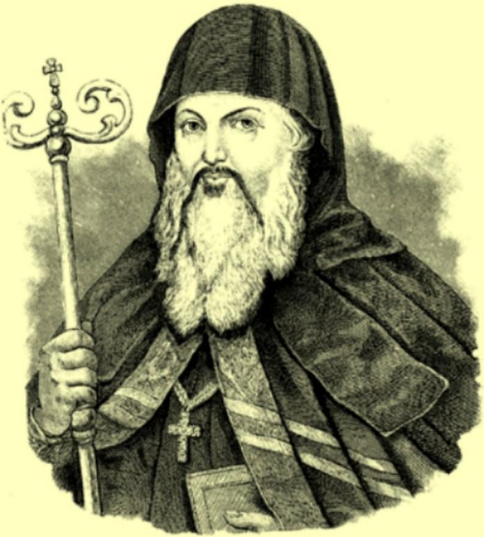 Львівський єпископ Гедеон (Балабан). Фото з https://uk.wikipedia.org