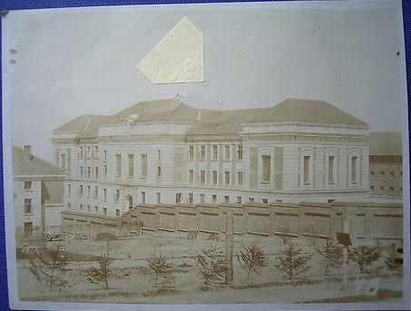 Тюрма Бригідки в Дрогобичі. Фото 1915 року