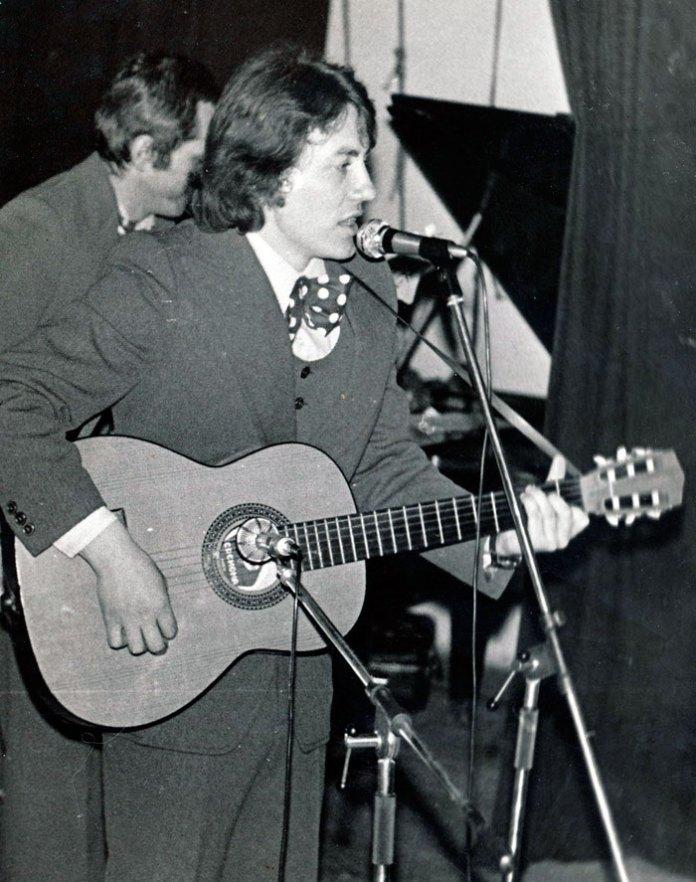 Віктор Морозов. 1976