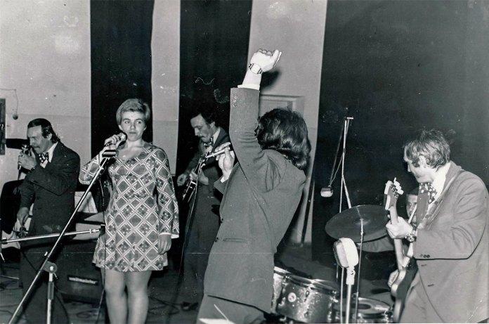 """ВІА """"Арніка"""", 1975"""